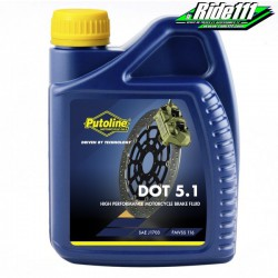 Liquide de frein PUTOLINE DOT 5.1 (500ml)