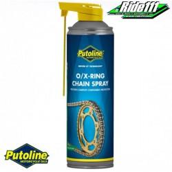 Spray Chaine  PUTOLINE O/X-Ring Chainspray 500ml