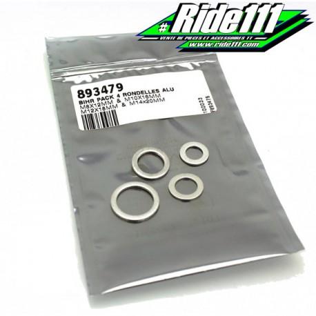 Pack 4 joints de vidange alu M8/M10/M12/M14