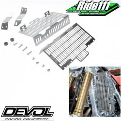Protections de radiateurs DEVOL HONDA 125 / 250 CR
