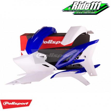 Kit plastiques RACETECH YAMAHA 450 WR-F