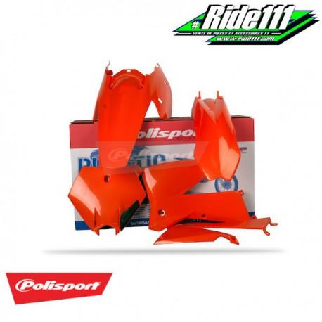 Kit plastiques POLISPORT KTM 125 / 150 SX