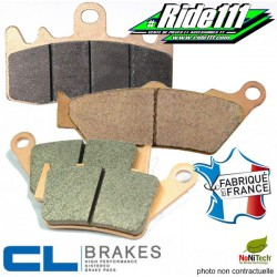 Plaquettes de frein arrière CL BRAKES BMW R 1200 GS ADVENTURE