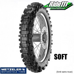 Pneu METZELER MCE SIX DAYS EXTREME SOFT 140/80-18