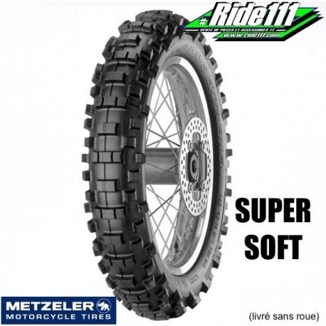 Pneu METZELER MCE SIX DAYS EXTREME SUPER SOFT 140/80-18