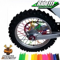 Couvres rayons plastique MOOSE Racing