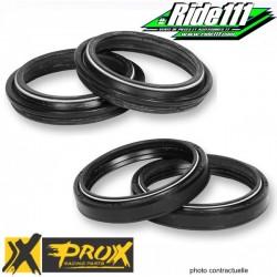 Joints spi de fourche + Caches poussière PROX KTM 125 à 525 SX - SXF à + 2