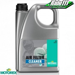 Nettoyant Filtre MOTOREX AIR FILTER CLEANER 4L à