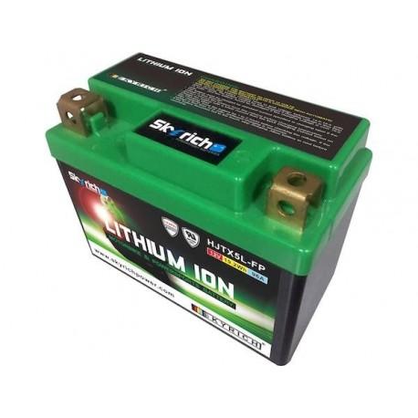 Batterie Lithium SKYRICH HUSQVARNA 250 et 300 TE et TPI à + 2