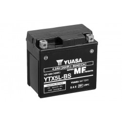 Batterie YUASA HUSQVARNA 250 350 450 501 FE à + 2