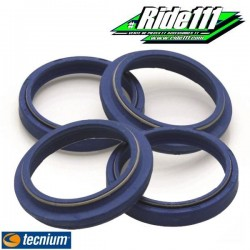 Kit 2 joints spi de fourche + 2 caches poussière TECNIUM Blue Label YAMAHA 125 YZ