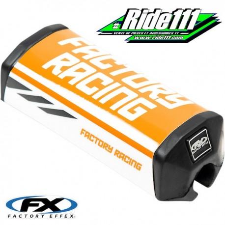 Mousse de guidon FACTORY EFFEX orange KTM à + 2