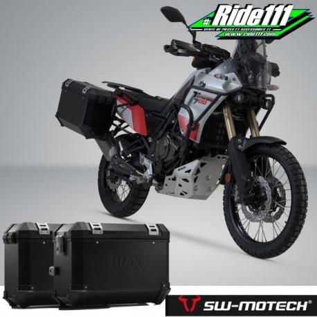 Kit valises SW-MOTECH TRAX ION YAMAHA Ténéré 700 à + 2