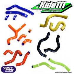 Kit durites Refroidissement SAMCO oranges KTM 530 EXC 2008-2011